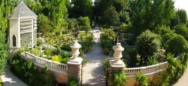 Historia de los jardínes botánicos
