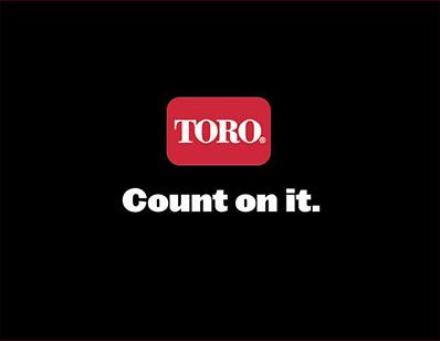 Los más grandes cuentan con TORO