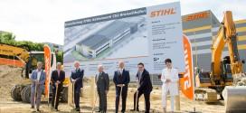 STIHL amplía su fábrica de cadenas en Suiza